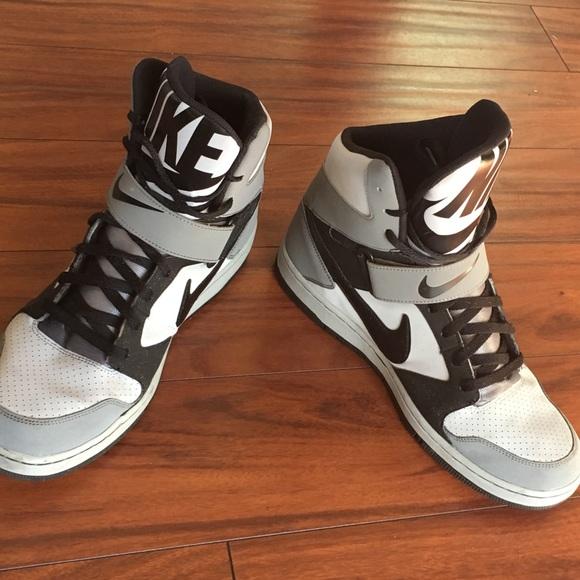 Nike Shoes | Nike Super High Top Shoes